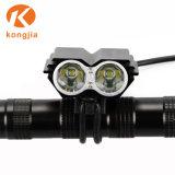 LED luz de bicicleta Bicicleta de Montaña Luces Delanteras