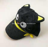 卸し売り工場刺繍および耳を搭載するカスタム方法プラシ天のトラック運転手の帽子