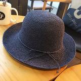 Caçamba de poliéster de lazer Hat com design e logotipo Customed