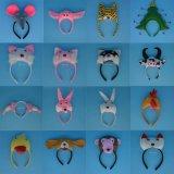Accesorios de Cabello Hairbands Carnaval vestido de fiesta infantil, Decoración