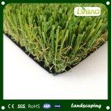 Tappeto erboso artificiale d'abbellimento dell'interno della decorazione del tetto del giardino