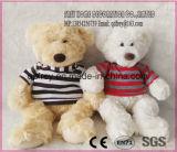 Cadeau promotionnel de la CE de l'ours animal de jouet de peluche