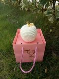 Embarcação de pérolas naturais de água doce/Pearl Apple para presentes