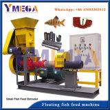Konkurrenzfähiger Preis-automatische Fisch-Nahrungsmittelextruder-Maschine