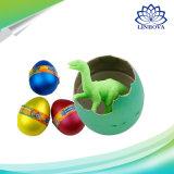 インフレーションの成長する恐竜を工夫するマジックは水を育てる子供の子供のおかしいおもちゃのギフトのためのディーノの卵を追加する