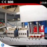 Máquina de Bell da tubulação do PVC com o forno dois