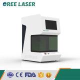 긴 서비스 기간 Oreelaser 방어적인 Laser 표하기 기계