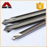 Bons morceaux de foret à grande vitesse de carbure des prix pour le métal élevé