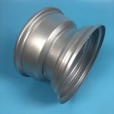 '' оправа колеса тележки гольфа отверстия 72mm серебряного цвета 10X6 центральная стальная