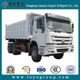 Sinotruk HOWO 371HP 10の車輪のダンプトラックのダンプカートラック