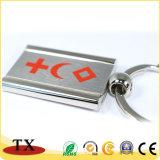 Catena chiave del metallo su ordinazione
