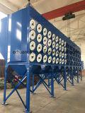 Collettore di polveri della cartuccia di filtro ad alta pressione con la rondella di pressione per industria della moquette