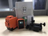Новейшие Danpon аккумулятор 3X360 степени самовыравнивающегося зеленый лазер уровня Dp-3dg