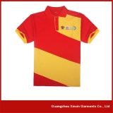 A luva curta do Mens projeta a camisa de polo dos esportes (P90)