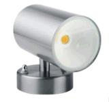 iluminación al aire libre blanca del acero inoxidable de 5W LED