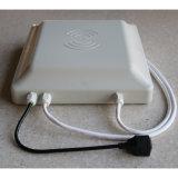 Zkhy RS232かRS485 6メートルUHF RFIDの長距離読取装置までの中間の読書範囲865-928のMHzの