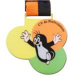 カスタム金属の芸術の印刷の昇進メダル(mm011)