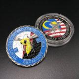 昇進の記念品のギフト(CO01-C)のための専門家によってカスタマイズされる金属の硬貨