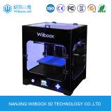 Impresora de escritorio de Fdm 3D del mejor precio de la alta exactitud para la venta