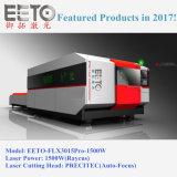 세륨 금속을%s 승인되는 1500W CNC 섬유 Laser 절단 & 조각 기계