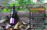 Beruf Blacklight 365nm UVled Taschenlampe für Haustier-Urin-Fleck-Detektor, Leck-Detektor, das UVkleber-Aushärten, Haustier-Fleckenentferner und Fluoreszin-Befund