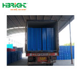 Cobrir Reversível Plastc empilhados Engradado de volume de negócios para a logística