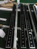 고성능 60W 옥외 LED 벽 세탁기 점화