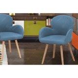 最も新しい販売のためのホテルによって装飾される食堂のソファーの椅子