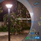 2~3m im Freien LED Solargarten-Licht mit Lithium-Batterie