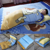 Sacos de sono ao ar livre internos do envelope dos miúdos da impressão das crianças do menino e das meninas