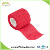 Medical Pre Wrap Cohesive bandage by Ce/FDA/ISO Approved