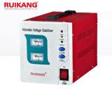 발전기를 위한 Ruikang 1kw 가정용품 전압 안정제