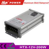12V 16A 200W LED Schaltungs-Stromversorgung Htx des Transformator-AC/DC
