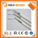 Le cuivre imperméable à l'eau de papier d'aluminium de faisceau multi de Kvv Kvvr Kvvp a tressé le câble d'alimentation mou de contrôle protégé par gaine de PVC isolé par PVC/XLPE