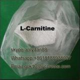 La L-Carnitina delgada del producto para reduce las grasas de cuerpo CAS: 541-15-1
