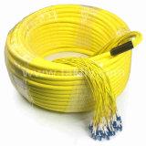 48-144 Multicore кабель волокна пробки FTTH Distrubution свободный