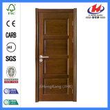 Дверь Venner грецкого ореха дешевого цены звукоизоляционная самомоднейшая нутряная черная (JHK-011)