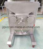 Funcionamiento fácil de la alta calidad que sacude la máquina de granulación