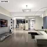 Pavimentazione commerciale del PVC di nuovo colore di legno di disegno