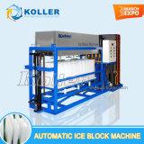 Koller neuer Typ Eis-Block-Maschine für menschlichen Verbrauch, Fisch