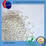 Белый термопластиковый цвет Masterbatch заполнителя /Opening тапочки пластмасс