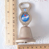 記念品の昇進の回転金属表の鐘の栓抜きのギフト