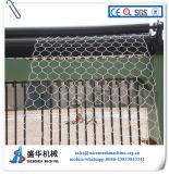 Оказании помощи мятежникам сетка машины/тяжелых тип сетки с шестигранной головкой машины (диаметр провода: 0,3-1.0мм)