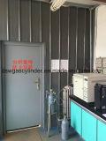 Gas de la batería solar Sih4