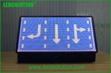 Visualizzazione di LED esterna anteriore di servizio P6 SMD