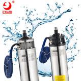 Phase 3 de 6 pouces de trois pompes à moteur submersible électrique
