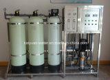 Os sistemas de osmose reversa de filtro de água do RO dirigem a planta Lahore 1000lph da osmose reversa