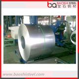 Bobine en acier galvanisée par zinc plongée chaude