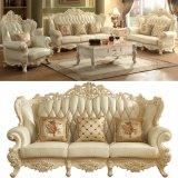 Il sofà di legno ha impostato per mobilia domestica e la mobilia dell'hotel (523)