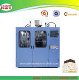 Bouteille en plastique Machine de moulage par soufflage automatique de l'Extrusion/2 litre bouteille en plastique Machine de l'extrudeuse
